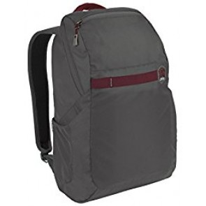 "STM saga backpack - fits up to 15"" laptop granite grey"