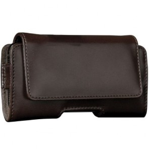 Sena Magnetic Leather Holster for iPhone 5 - Brown - 826413