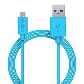 Incipio CHARGE/SYNC Micro USB Cable - Cyan