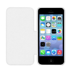 Incipio iPhone 5C PlexFolio - White