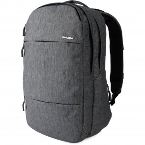 Incase City Collection Backpack  Heather Black / Gunmetal Gray