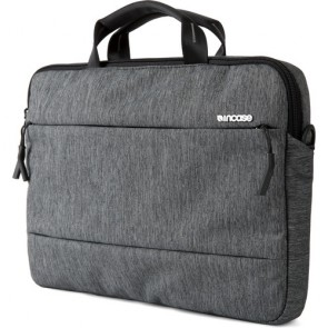 "Incase City Brief 16"" - Heather Black"