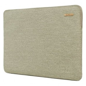 Incase Slim Sleeve for 13-inch MacBook Pro Retina / Pro - Thunderbolt 3 (USB-C) / MacBook Air Retina - Heather Khaki