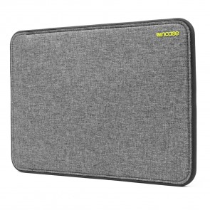 Incase ICON Sleeve with TENSAERLITE for iPad Pro 12.9 in Heather Gray / Black