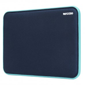 Incase ICON Sleeve with TENSAERLITE for iPad Pro 12.9 in Midnight Blue / Aqua