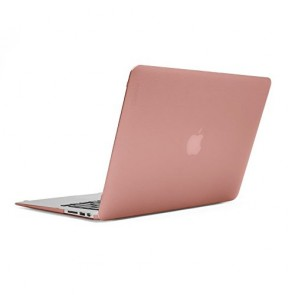 Incase Hardshell Case for MacBook Air 11 in Dots Rose Quartz