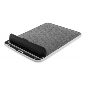 Incase ICON Sleeve with TENSAERLITE for iPad Pro 12.9 in Heather Black / Gray