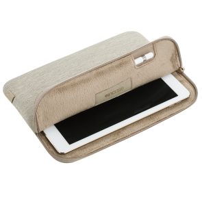 Incase Slim Sleeve for iPad Pro 12.9 in w/ Pencil Slot Heather Khaki