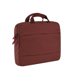 Incase City Brief 13-in - Deep Red