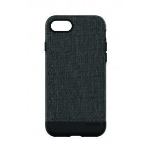 Incase Textured Snap for iPhone 8 Plus HEATHER BLACK