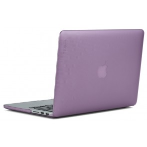 Incase Hardshell Case for MacBook Pro Retina 13-in. Dots - Mauve Orchid