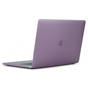 Incase Hardshell Case for MacBook Pro 15-in. (late 2016 w/TouchBar) Dots - Mauve Orchid