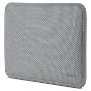 Incase ICON Sleeve with Diamond Ripstop for MacBook 12-in. - Cool Gray