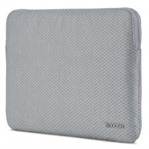 Incase Slim Sleeve with Diamond Ripstop for MacBook 12-in. - Cool Gray
