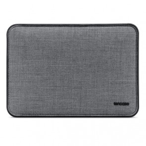 Incase ICON Sleeve with Woolenex for 13-inch MacBook Pro - Thunderbolt 3 (USB-C) & 13-inch MacBook Air w/ Retina Display - Asphalt