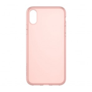 Incase Protective Clear Cover for iPhone X/Xs - Rose Gold