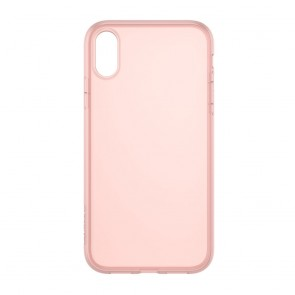 Incase Protective Clear Cover for iPhone XR - Rose Gold