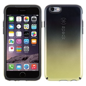 Speck Products Inked Luxury Edition Case for iPhone 6/6S - Retail Packaging- Golden Ombre/Black