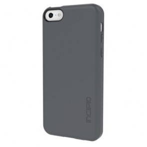 Incipio Feather Case for iPhone 5C - Retail Packaging - Iridescent Gray