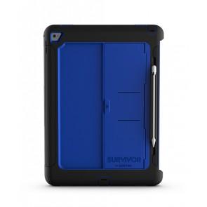 Griffin Survivor Slim Tablet for 12.9-inch iPad Pro in Black/Blue/Blue
