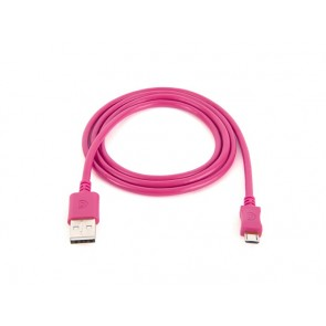 Griffin USB to Micro USB 3ft in Pink