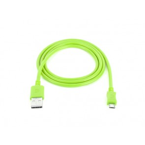 Griffin USB to Micro USB 3ft in Green