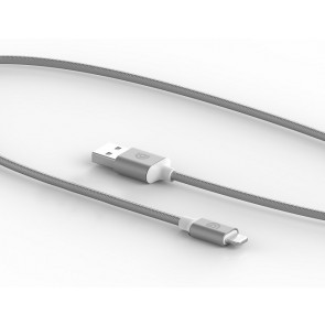 Griffin USB to Lightning Cable Premium 5ft in Silver