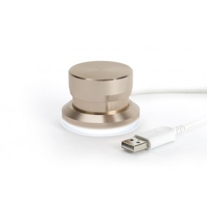 Griffin Powermate for USB-A Devices in Matte Gold