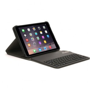 Griffin Snapbook w Keyboard for iPad Air 1, 2, iPad Pro 9.7, iPad 9.7 (2017) Black