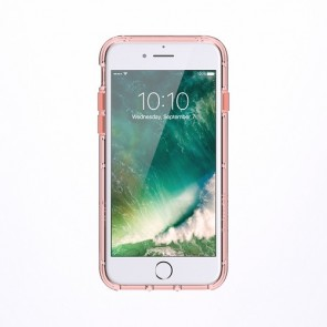 Griffin Survivor Clear for iPhone 7 - ROSE GOLD/CLEAR