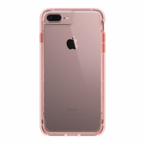 Griffin Survivor Clear - Rose Gold - iPhone 8 Plus/7 Plus/6 Plus/6S Plus