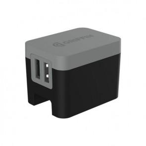 Griffin Premium PowerBlock Dual 12W x 2 Universal - Black/Gray - NA