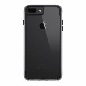 Griffin Survivor Clear - Black/Smoke/Clear - iPhone 8 Plus/7 Plus/6 Plus/6S Plus
