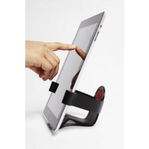 Felix - MonkeyDo iPad/Tablet/eReader Stand (Black/Red)