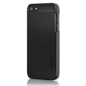 Incipio IP-437 Feather Shine Case for iPod touch 5G - Obsidian Black
