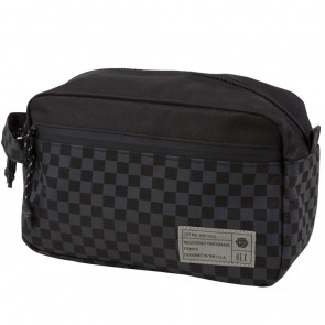 HEX Aspect Dopp Kit Black Checker