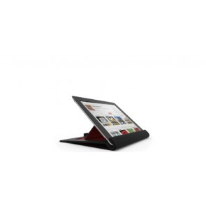 Felix - FlipBook iPad Case & Stand (Black)