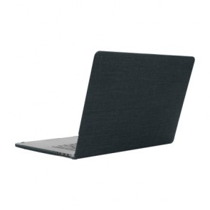 Incase Textured Hardshell in Woolenex for 15-inch MacBook Pro - Thunderbolt 3 (USB-C) - Heather Navy