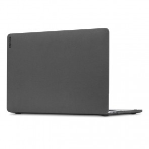 Incase Textured Hardshell in NanoSuede for 13-inch MacBook Pro - Thunderbolt 3 (USB-C) - Asphalt