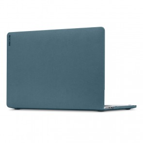 Incase Textured Hardshell in NanoSuede for 15-inch MacBook Pro - Thunderbolt 3 (USB-C) - Turquoise