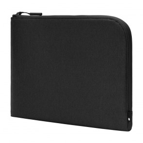 Incase Facet Sleeve for 13-inch Laptop in Recycled Twill - Black