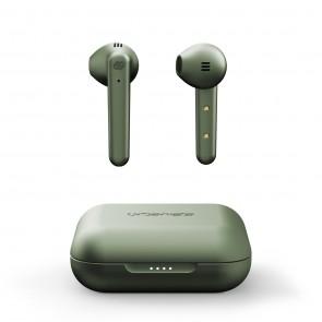 Urbanista Stockholm Plus True Wireless Earbuds Olive Green