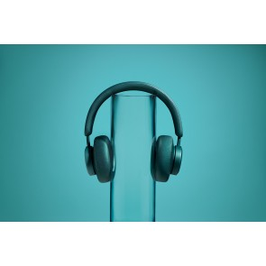 Urbanista Miami Active Noise Cancelling True Wireless Over-Ear Headphones Teel Green - Green