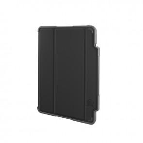 """STM dux plus iPad Pro 12.9""""/4th Gen - 2020 black"""