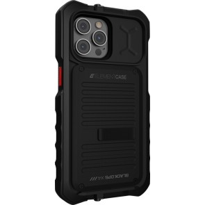 Element Case Black Ops for iPhone 13 Pro Max - Black