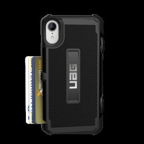 Urban Armor Gear - Trooper Case For Apple iPhone XR - Black