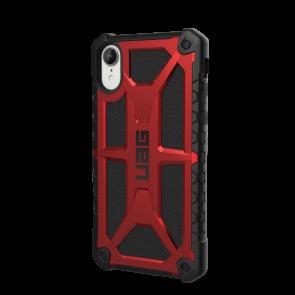 Urban Armor Gear - Monarch Case For Apple iPhone XR - Crimson