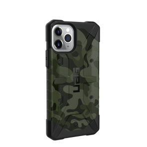 Urban Armor Gear Pathfinder Case For Apple iPhone 11 Pro - Forest Camo