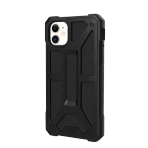 Urban Armor Gear Monarch Case For Apple iPhone 11 - Black