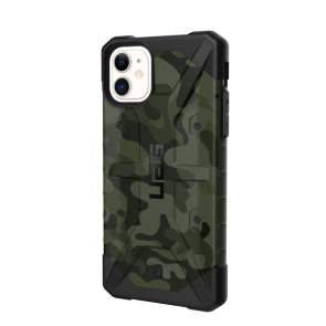 Urban Armor Gear Pathfinder Case For Apple iPhone 11 - Forest Camo